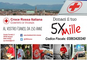 5x mille Vicenza