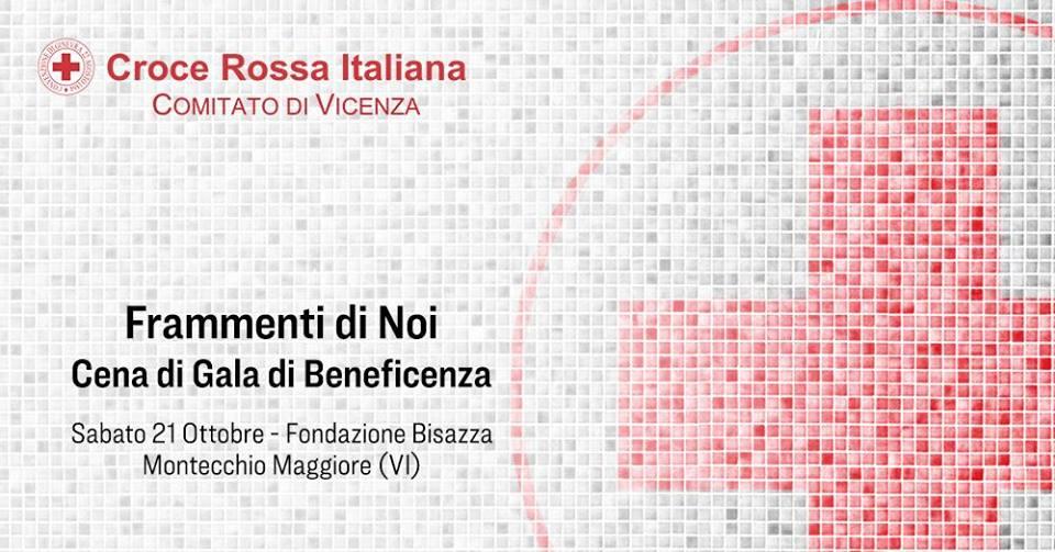 Cena di Beneficenza Croce Rossa di Vicenza